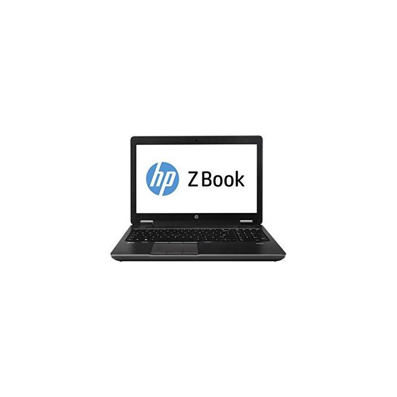 """HP ZBook 15 i7-4800MQ 16 GB 10P 15"""" 1920x1080 128 GB SSD Klasa B"""