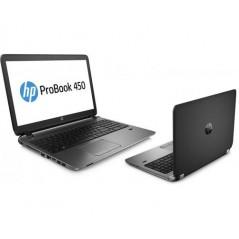 "HP ProBook 450 G2 i5-5200U 4 GB 10P 15"" 1366x768 128 GB SSD Klasa A"
