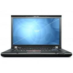 """LENOVO ThinkPad T520 i5-2430M 6 GB 7P 15"""" 1366x768 120 GB SSD Klasa A"""