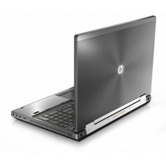 """HP EliteBook 8770w i7-3630QM 8 GB 7P 17"""" 1920x1080 Brak Dysku Klasa A"""
