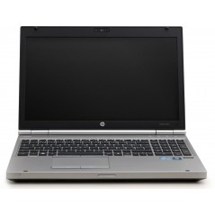 "HP EliteBook 8560p i7-2760QM 8 GB 7P 15"" 1600x900 320 GB HDD Klasa A"