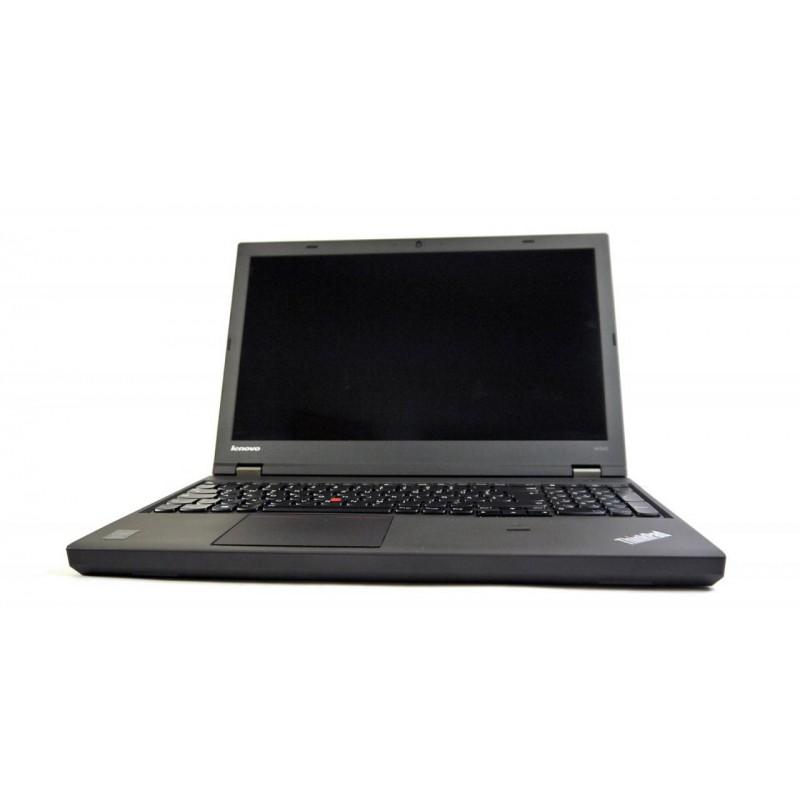 """LENOVO ThinkPad W540 i7-4800MQ 16 GB 7P 15"""" 1920x1080 Brak Dysku Klasa A"""