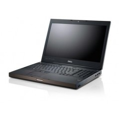 "DELL Precision M6700 i7-3840QM 16 GB 7P 17"" 1920x1080 512 GB SSD, 128 GB SSD Klasa A"