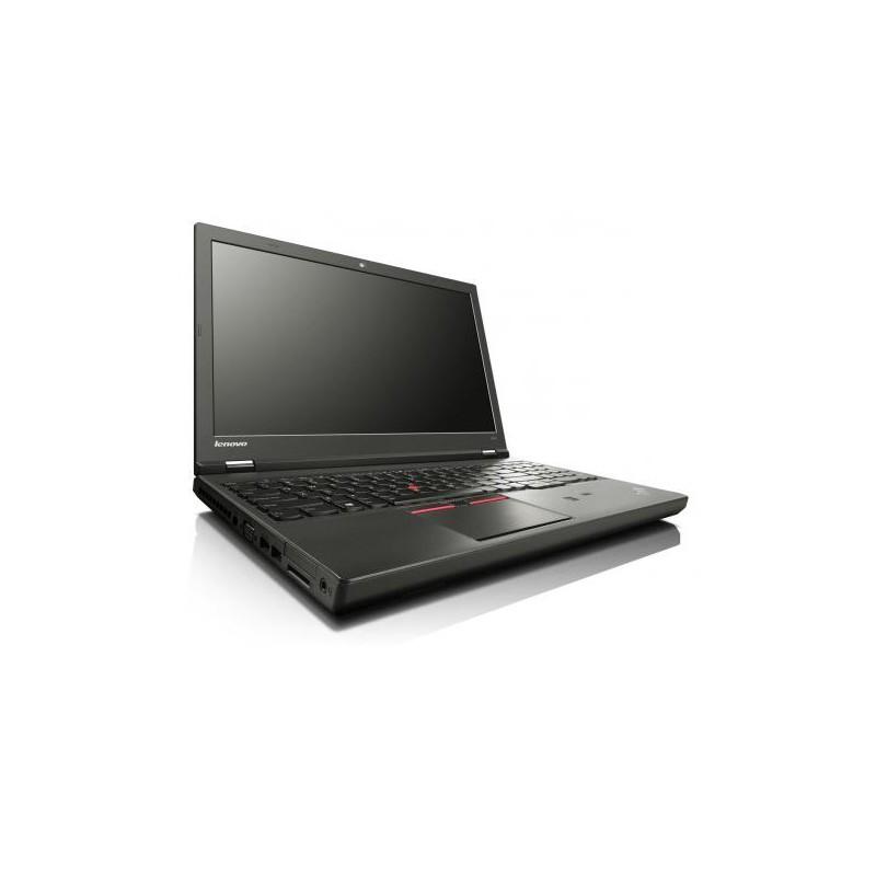 """LENOVO ThinkPad W541 i7-4810MQ 16 GB 10P 15"""" 1920x1080 750 GB HDD Klasa A"""