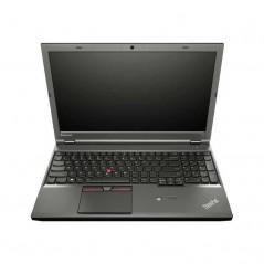 """LENOVO ThinkPad W541 i7-4810MQ 16 GB 10P 15"""" 1920x1080 240 GB SSD Klasa A"""