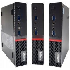 LENOVO ThinkCentre M700 i3-6100T 8 GB 10P 256 GB SSD Klasa A