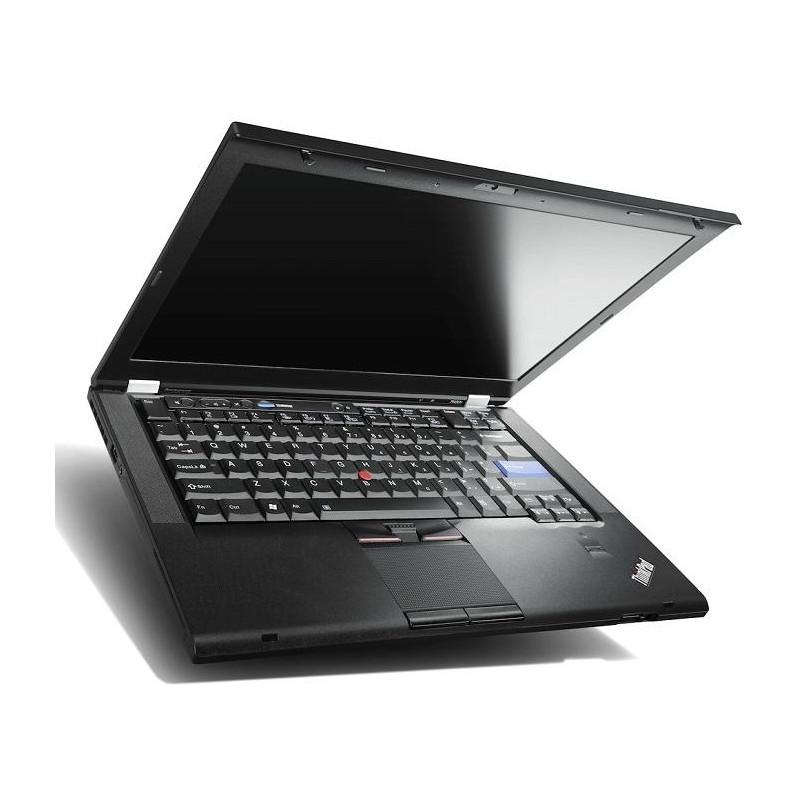 """LENOVO ThinkPad T420s i5-2540M 4 GB 10H 14"""" 1600x900 128 GB SSD Klasa A"""