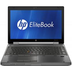 HP EliteBook 8560W i7-2620M...