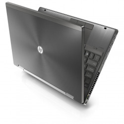 "HP EliteBook 8560W i7-2620M 4GB 7P 15"" 1920x1080 320GB HDD"