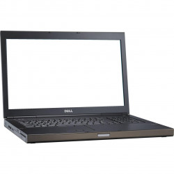 "DELL Precision M6800 i7-4910MQ 16GB REF7P 17"" 1920x1080 256GB SSD, 750GB HDD"