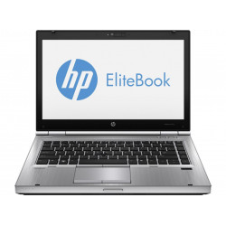"HP EliteBook 8470P i5-3320M 4GB 7P 14"" 1366x768 320GB HDD"