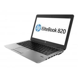 "HP EliteBook 820G1 i5-4300U 4GB 10P 12"" 1366x768 250GB HDD"