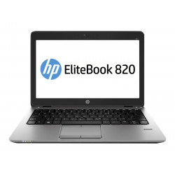 "HP EliteBook 820G1 i5-4300U 8GB 10P 12"" 1366x768 128GB SSD"