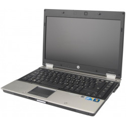 "HP EliteBook 8440P i5- 4GB 7P 14"" 1366x768 250GB HDD"