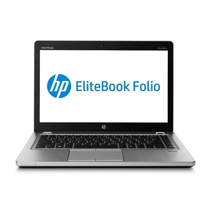 """HP EliteBook 9470M i5-3437U 4GB 10P 14"""" 1366x768 160GB HDD"""