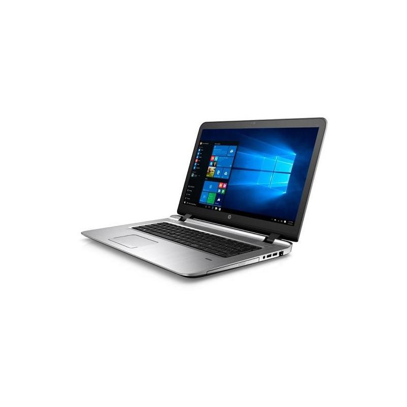 """HP ProBook 470G1 i5-4200M 4GB 10P 17"""" 1600x900 500GB HDD"""