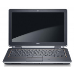 "DELL Latitude E6320 i5-2520M 4GB 7P 13"" 1366x768 160GB HDD"