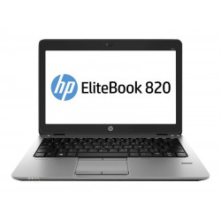 "HP EliteBook 820G1U R i5-4300U 4GB 10P 12"" 1366x768 320GB HDD"