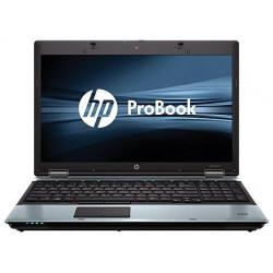 """HP ProBook 6550B i5- 4GB 7P 15"""" 1366x768 160GB HDD"""