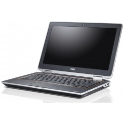 """DELL Latitude E6320 i7-2620M 4GB 7P 13"""" 1366x768 320GB HDD Klasa A"""