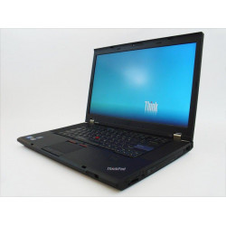 """LENOVO T510I i7- 4GB 7P 15"""" 1600x900 160GB HDD"""