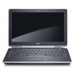 """DELL Latitude E6220 i3-2310M 4GB 7P 12"""" 1366x768 320GB HDD Klasa A"""