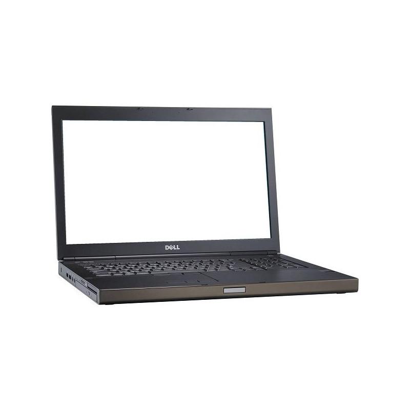"""DELL Precision M6800 i5-4200M 16GB 10P 17"""" 1600x900 500GB HDD"""