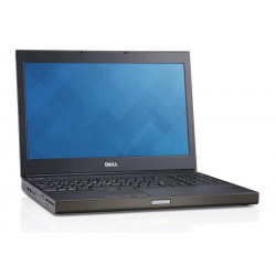 "DELL Precision M4800 i5-4200M 16GB U 15"" 1920x1080 500GB HDD"