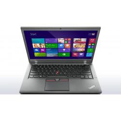 """LENOVO T450S i5-5300U 8GB 10P 14"""" 1600x900 240GB SSD"""