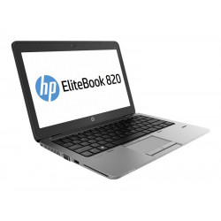 "HP EliteBook 820G1 i5-4300U 4GB 10P 12"" 1366x768 320GB HDD"