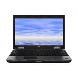 """HP EliteBook 8540W i5-M520 4GB 7P 15"""" 1920x1080 160GB HDD Klasa A"""