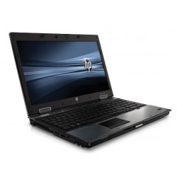 """HP EliteBook 8540W i5-M520 4GB 7P 15"""" 1600x900 160GB HDD"""