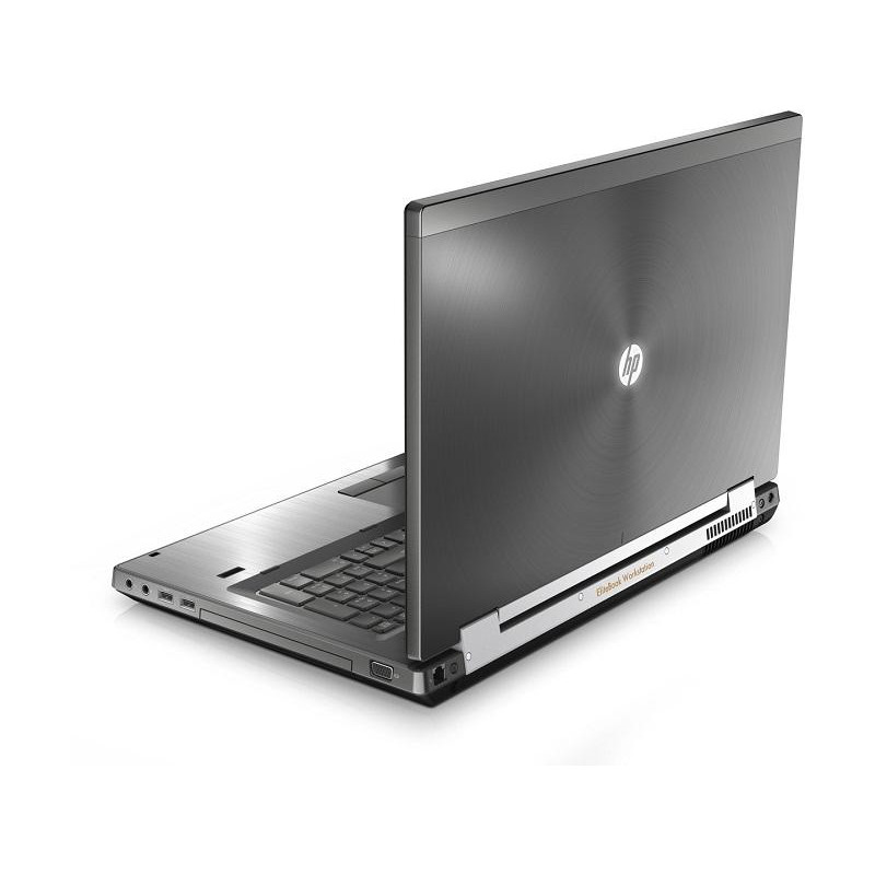 "HP EliteBook 8570W i5-3520M 4GB 7P 15"" 1920x1080 320GB HDD"