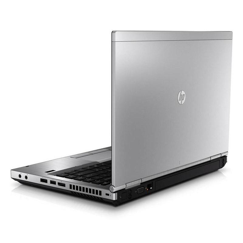 """HP EliteBook 8460P i5-2540M 4GB 7P 12"""" 1366x768 250GB HDD"""