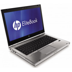 """HP EliteBook 8560P i5-2540M 4GB 7P 15"""" 1920x1080 320GB HDD"""