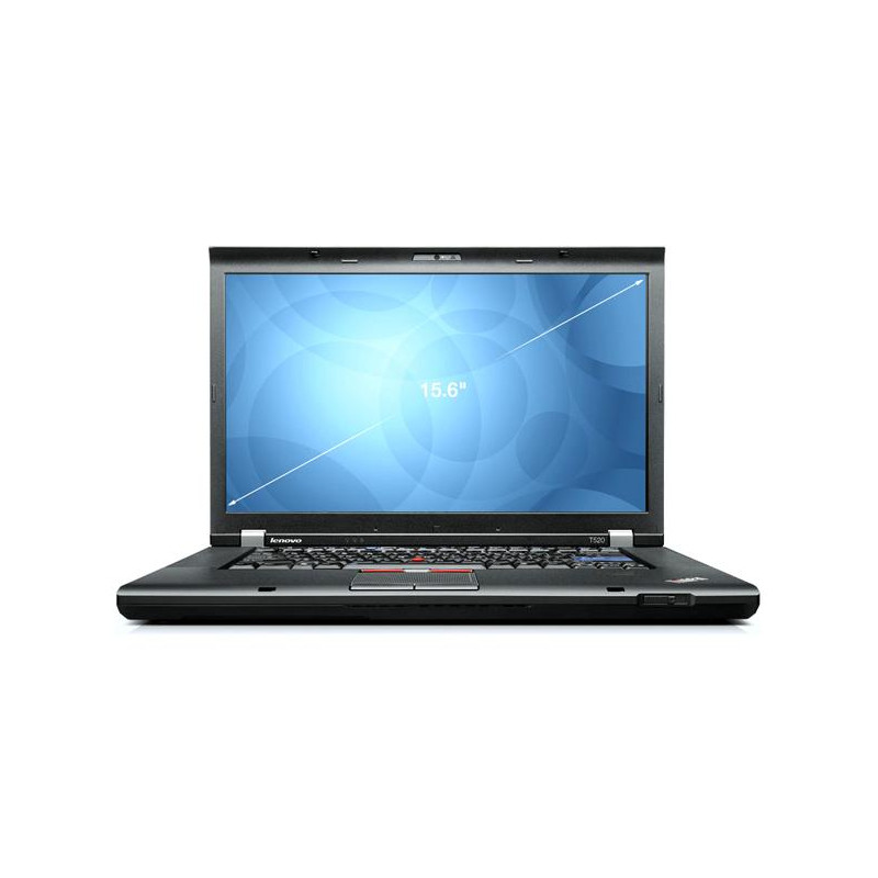 "LENOVO T520 i5-2520M 4GB 7P 15"" 1600x900 250GB HDD"