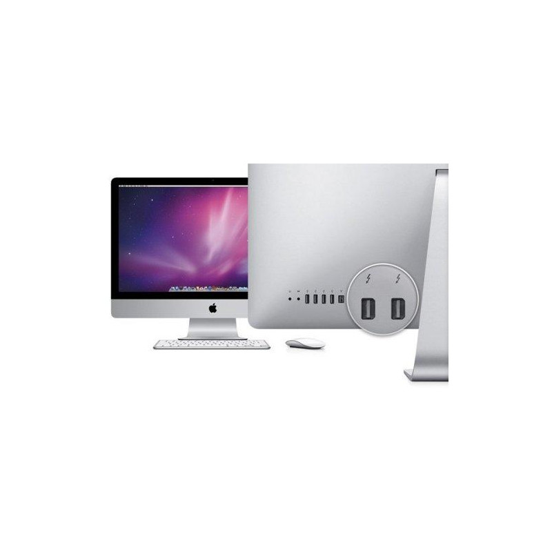 "Apple IMAC12,1 i5-2400S 8GB OSX 22"" 1920x1080 500GB HDD"
