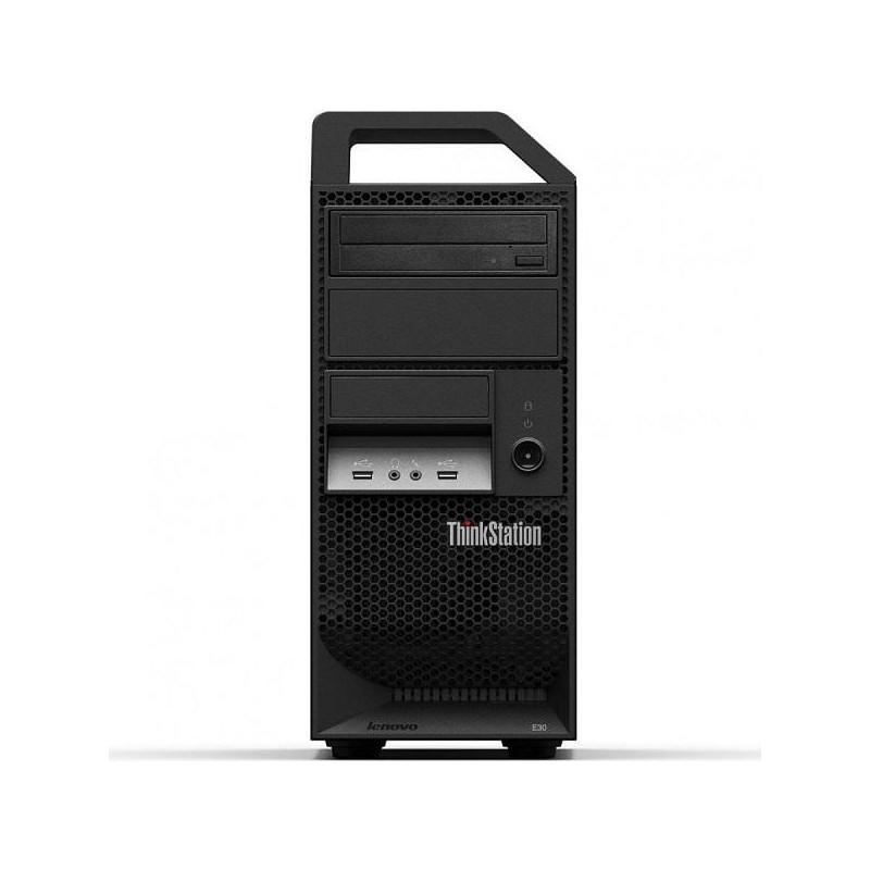 LENOVO E30 Xeon-E31245 8GB U 640GB HDD Klasa A