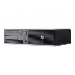 HP rp5700 5700 C2D-E6400 4GB U 160GB HDD Klasa A