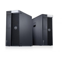 DELL Precision T5600 Xeon-E5 2630 0 32GB 7P 256GB SSD