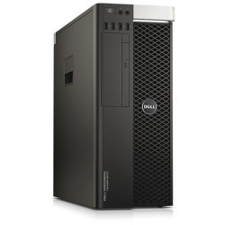 DELL Precision T5810 Xeon-E5 1603 v3 8GB U 256GB SSD Klasa R