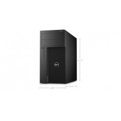 DELL Precision 3620 PENTIUM-G4400 8GB U 500GB HDD Klasa A