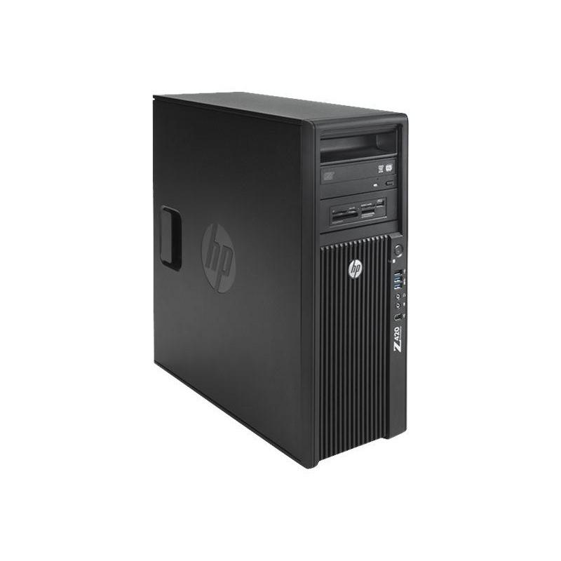 HP Z420 Z420 Xeon-E5 1620 0 16GB U 500GB HDD Klasa A