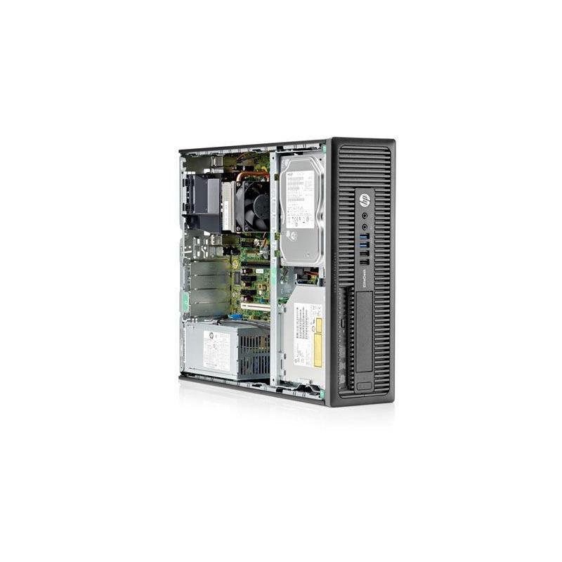 HP EliteDesk 800G1 i5-4570 4GB 10P 500GB HDD