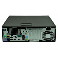 HP Z230 Z230 Xeon-E3 1225 v3 8GB 7P 500GB HDD Klasa A