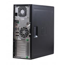 HP Compaq 8100 i5- 4GB U 500GB HDD