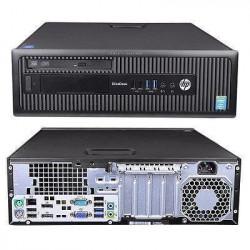 HP EliteDesk 800G1 i7-4790 12GB 10P 256GB SSD