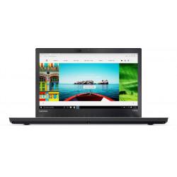 """LENOVO T470P i7-7700HQ 8GB 10P 14"""" 1920x1080 120GB SSD"""