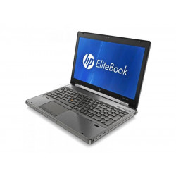 "HP EliteBook 8560W i7-2630QM 12GB 7P 15"" 1920x1080 Brak Dysku"
