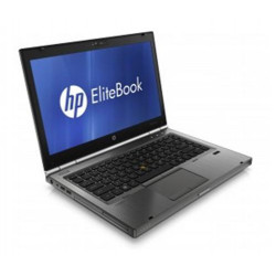 "HP EliteBook 8560W i7-2620M 4GB 7P 15"" 1920x1080 Brak Dysku"